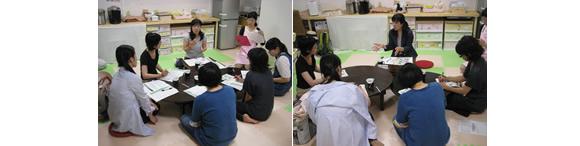 「お弁当と食中毒」講師:伴亜紀先生